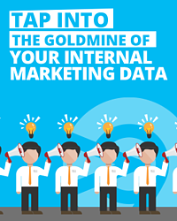 Internal Marketing Data Goldmine Ebook Graphic