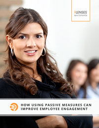 How Using Passive Measures Can Improve Employee Engagement Whitepaper Cover Thumbnail